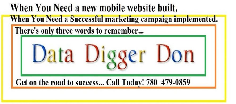 DATA DIGGER INVESTAGATION – Edmonton AB